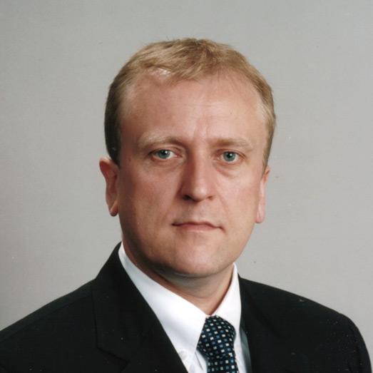 Dr. Robert Trow - International Sales Director